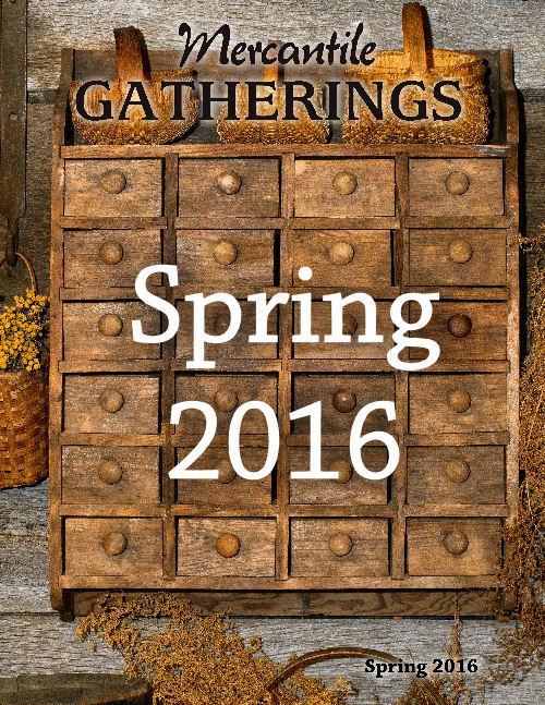 Mercantile Gatherings Magazine