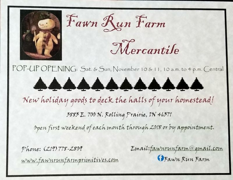 Fawn Run Farm Mercantile