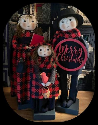 Peggy Corrigan dolls